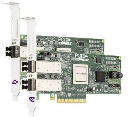 42D0485 Emulex 8Gbps FC Single Port PCI-E HBA