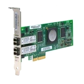 39R6527 QLogic 4GB FC Dual Port PCI-e HBA