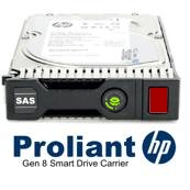 516810-003 HP G8 G9 600-GB 6G 15K 3.5 SAS SC [2 Pack]