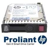 627114-001 HP G8 G9 146-GB 6G 15K 2.5 SAS SC