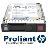 653957-001 HP G8 G9 600-GB 6G 10K 2.5 SAS SC [2 Pack]