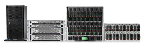HP BL2x220c G5