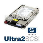 128418-B22 HP 18.2GB Ultra2 10K Drive