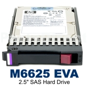 613921-001 HP 450-GB 6G 10K 2.5 SAS M6625 [ 2 Pack ]