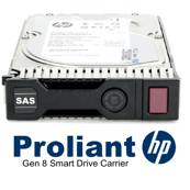 653952-001 HP G8 600-GB 6G 15K 3.5 SAS SD [5 Pack]