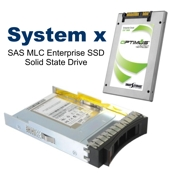 00AJ207 IBM 200GB 6G 2.5 MLC Ent SAS G3HS SSD