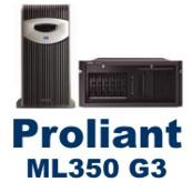 311526-001  ML350R G3 2.8GHz  Xeon