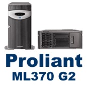 235439-001 HP ML370T G2 1.400GHz/512K 256MB