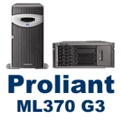 257918-001 PL ML370R 2.4GHz 512MB