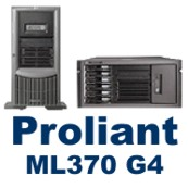 379906-001 ML370T G4  Xeon 3.0GHz