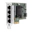 811546-B21 HP Ethernet 1Gb 4-Port 366T Adapter